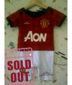 MANCHESTER UNITED HOME 12/13