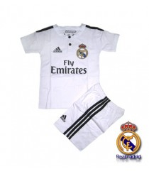SETELAN REAL MADRID HOME 14/15
