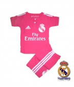 SETELAN REAL MADRID AWAY 14/15