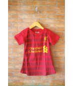 DRESS LIVERPOOL HOME 16/17