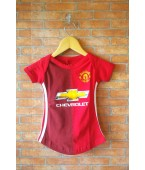 DRESS MANCHESTER UNITED HOME 16/17