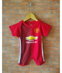 JUMPSUIT MANCHESTER UNITED HOME 16/17