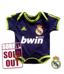 JUMPER REAL MADRID AWAY 12/13